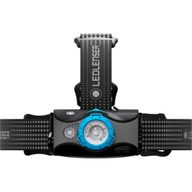 Led Lenser MH7 Stirnlampe black/blue
